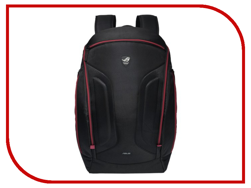 Рюкзак ASUS 17.0 Rog Shuttle Backpack rog front base