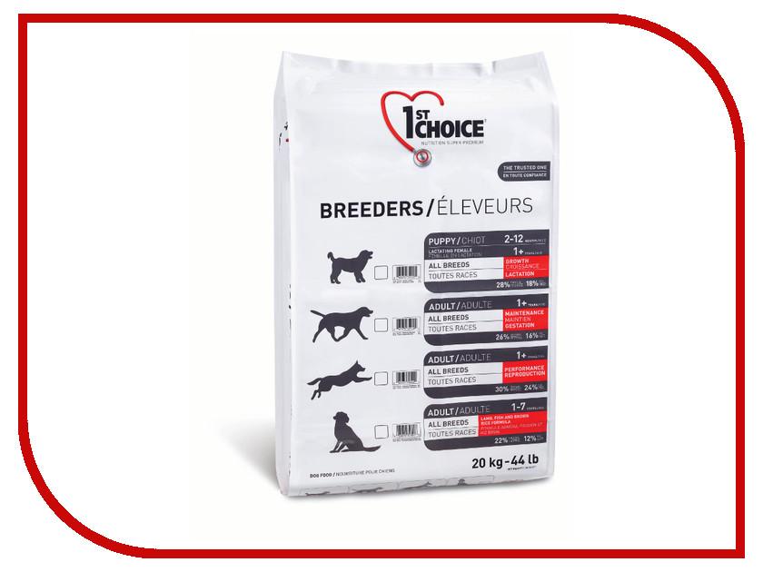Корм 1st CHOICE Breeders 20kg для щенков 102.333<br>
