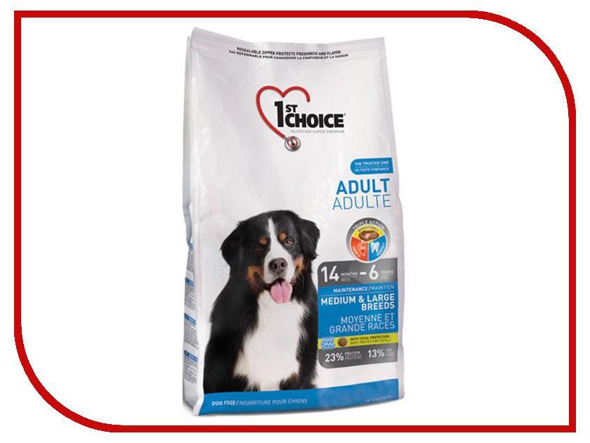 Корм 1st CHOICE Курица 15kg для собак 102.317<br>