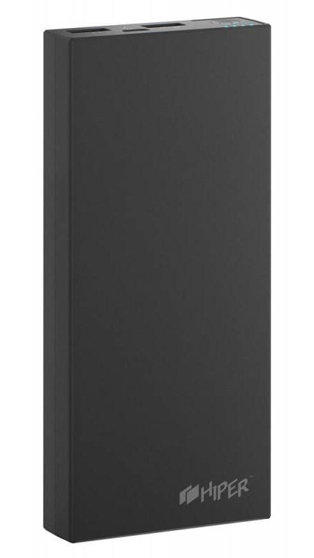 Внешний аккумулятор Hiper Power Bank RP15000 15000mAh Black