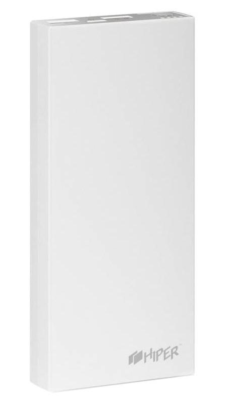 лучшая цена Внешний аккумулятор Hiper Power Bank RP15000 15000mAh White