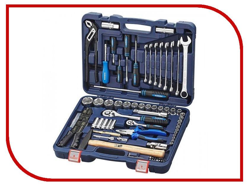 Набор инструмента Koruda KR-TK99 набор инструментов универсальный koruda в кейсе 45 предметов kr tk45