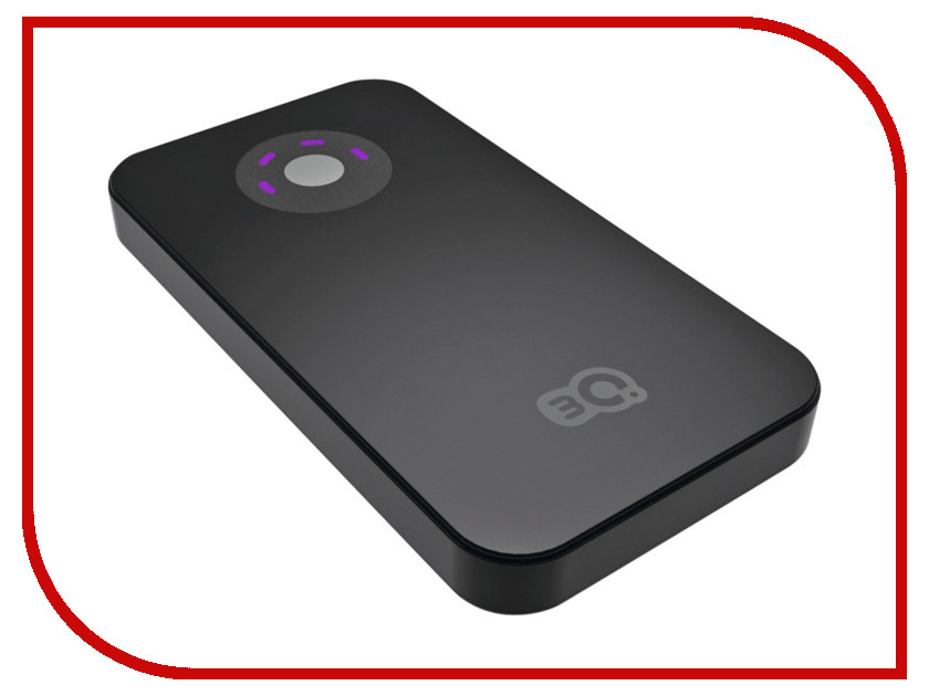 Аккумулятор 3Q Power Bank 4500 mAh