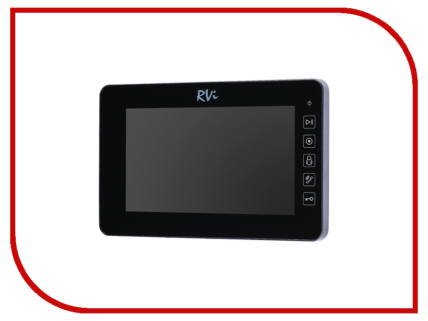 Видеодомофон RVi RVi-VD7-21M Black