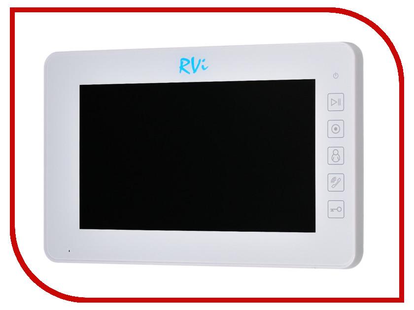 Видеодомофон RVi RVi-VD7-21M White<br>