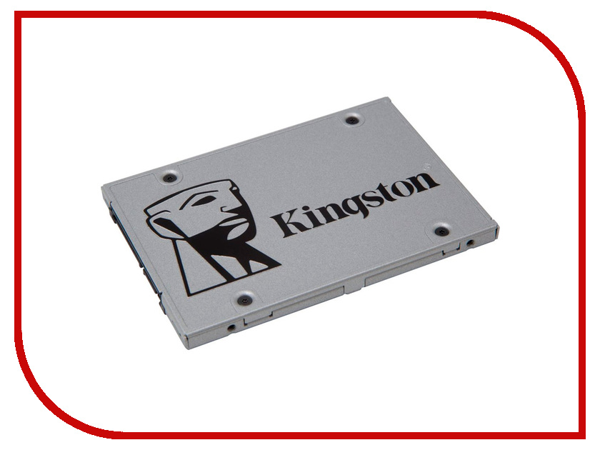 Жесткий диск 480Gb - Kingston UV400 SUV400S3B7A/480G<br>