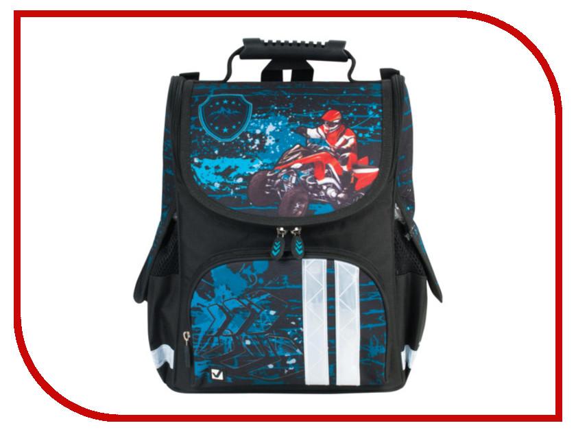 Рюкзак BRAUBERG Квадроциклист Black 225335