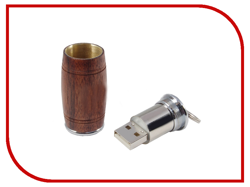 USB Flash Drive 64Gb - Союзмультфлэш Бочонок FM64A7.31.NW<br>