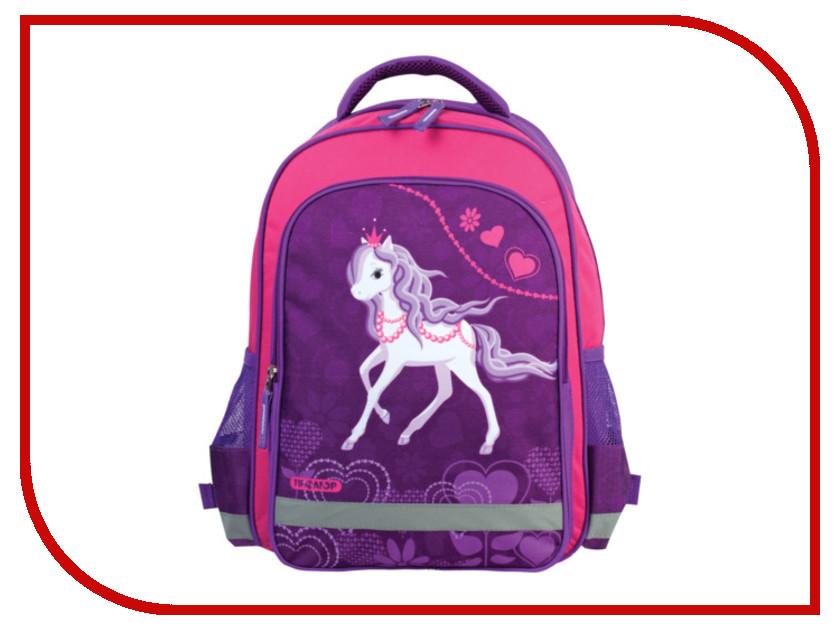 Рюкзак Пифагор Лошадка Pink-Lilac 225299