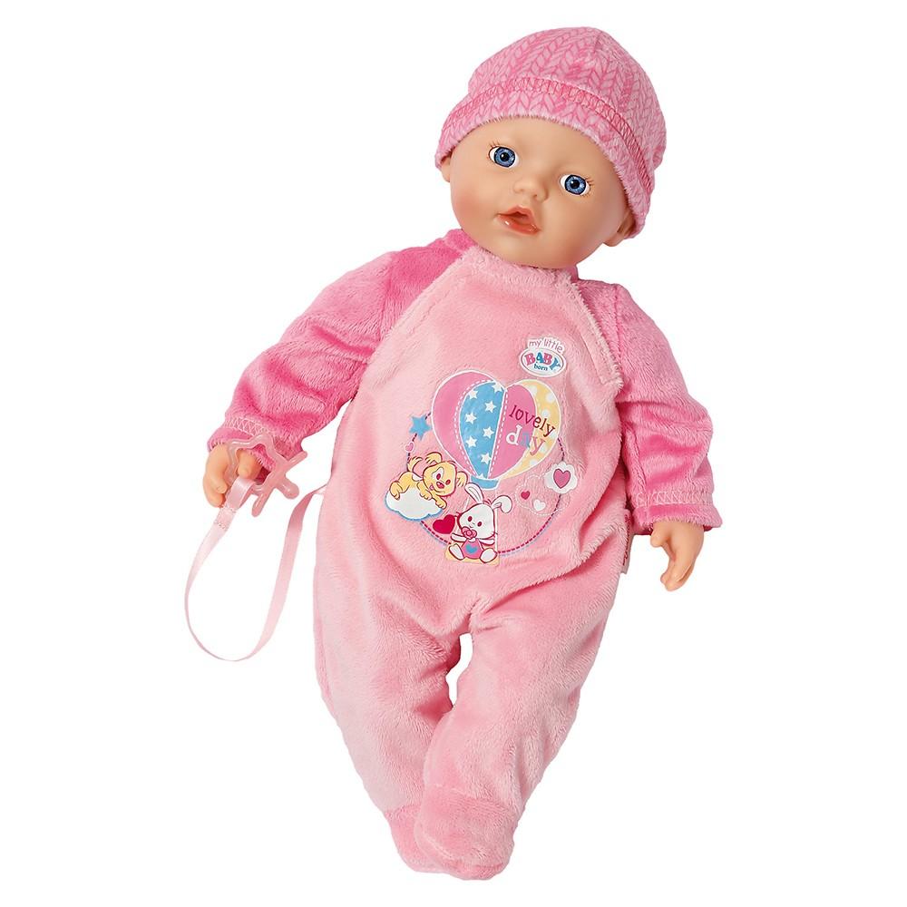 Кукла Zapf Creation My Little Baby Born 822-524
