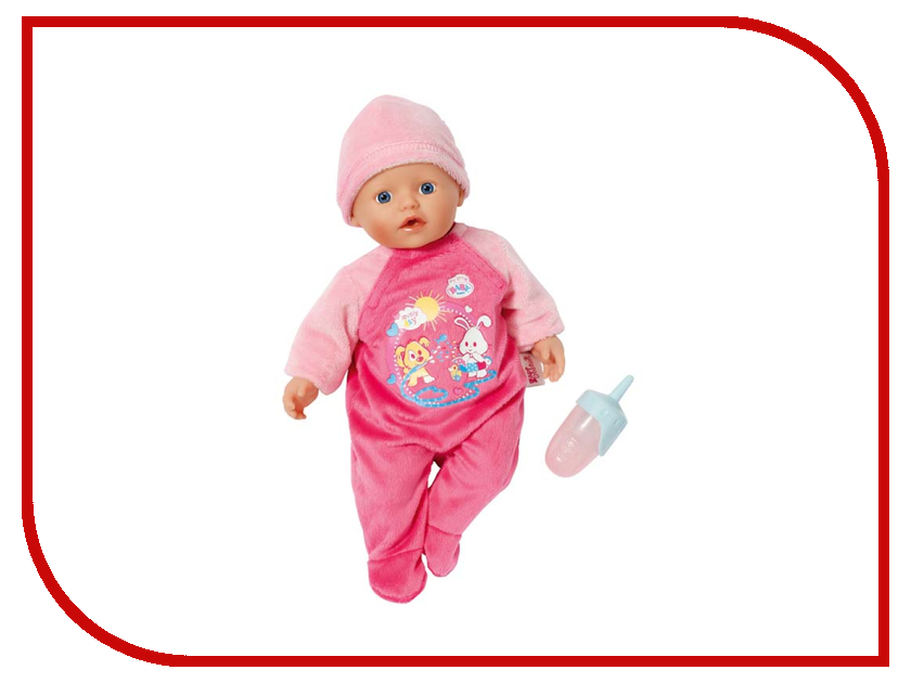 Игрушка Zapf Creation My Little Baby Born 822-500<br>