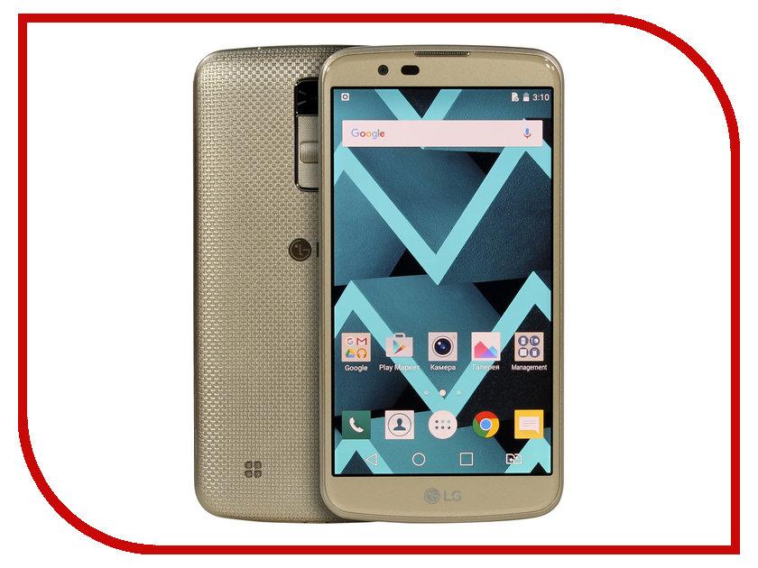 Сотовый телефон LG K410 K10 Silver Gold<br>