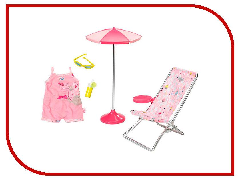 Игра Zapf Creation Baby Born Солнечные ванны 822-395<br>
