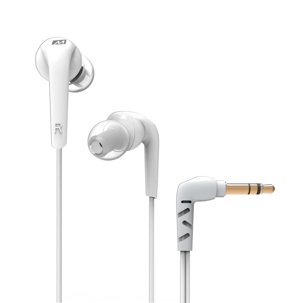 MEElectronics RX18 White гарнитура mee audio x1 coral white