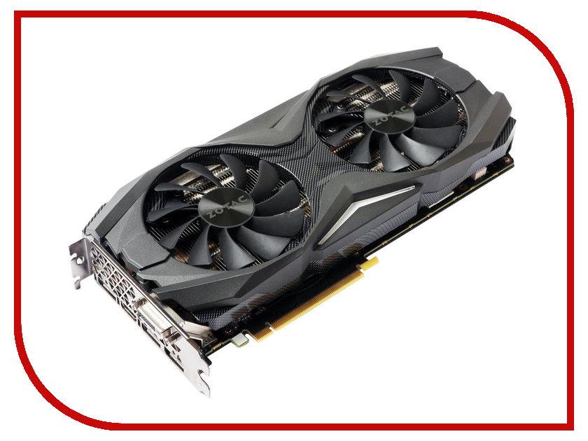 ���������� Zotac GeForce GTX 1070 1607Mhz PCI-E 3.0 8192Mb 8000Mhz 256 bit DVI HDMI HDCP ZT-P10700C-10P