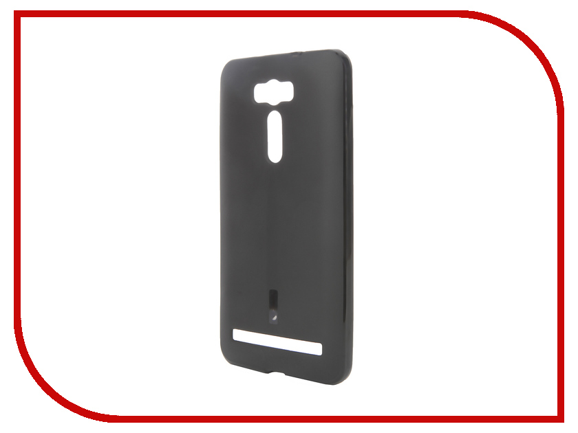 Аксессуар Чехол ASUS ZenFone 2 Laser ZE601KL Cherry Black 9224<br>