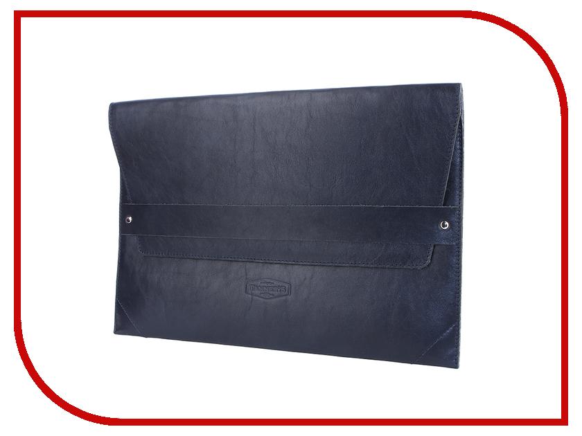 Аксессуар Чехол 13.0-inch Tanners Tesla для APPLE MacBook Air / Pro Retina Blue TLN-13BL