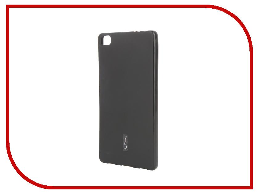 Аксессуар Чехол Huawei Ascend P8 Cherry Black 9289
