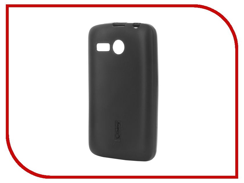 все цены на  Аксессуар Чехол Lenovo A316 Cherry Black 9368  онлайн