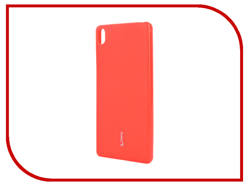 Аксессуар Чехол Sony Xperia XA Cherry Red 9176<br>