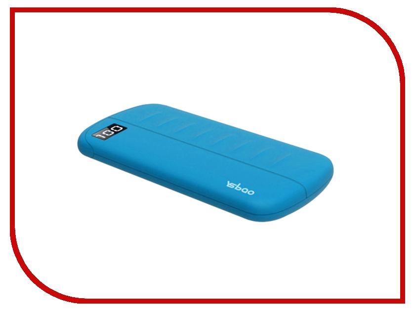 Аккумулятор Ysbao YSB-Mishi2 8000 mAh Blue 55436<br>