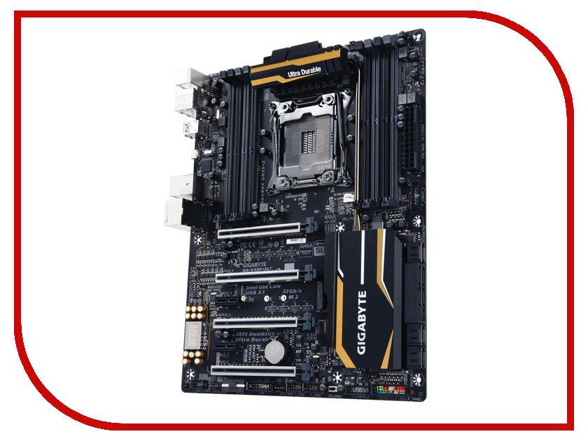 Материнская плата GigaByte GA-X99P-SLI<br>