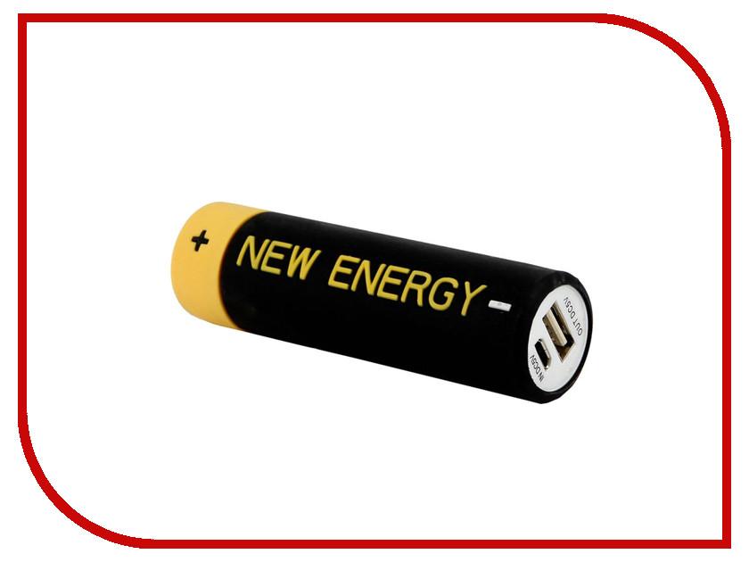 Аккумулятор New Energy Battery Black-Yellow 59353<br>