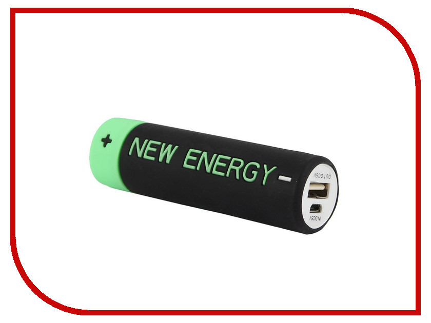 Аккумулятор New Energy Battery Black-Mint 59350
