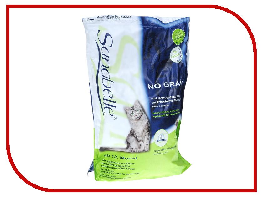 Корм Bosch Tiernahrung GmbH&Co Sanabelle No Grain Беззерновой 0.4kg для кошек 57842/0139