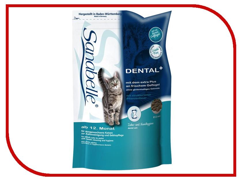 Корм Bosch Tiernahrung GmbH&Co Дентал-Санабель 0.4kg для кошек 002288/010313