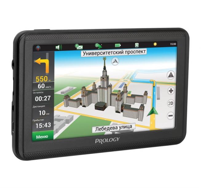 Навигатор Prology iMap-5200 prology cs 1022