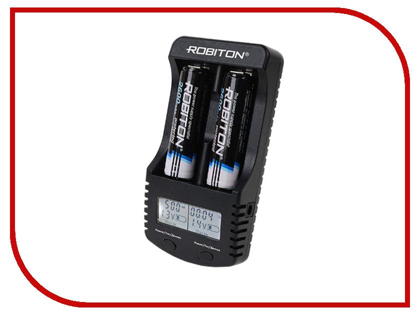 цена Зарядное устройство Robiton MasterCharger 2B/Pro онлайн в 2017 году
