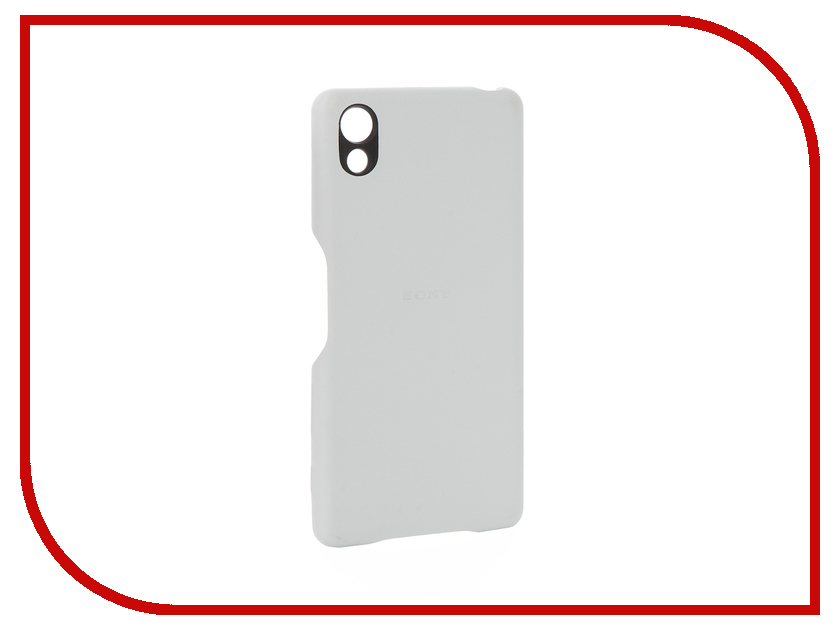 Аксессуар Чехол Sony Xperia X SBC22 White<br>