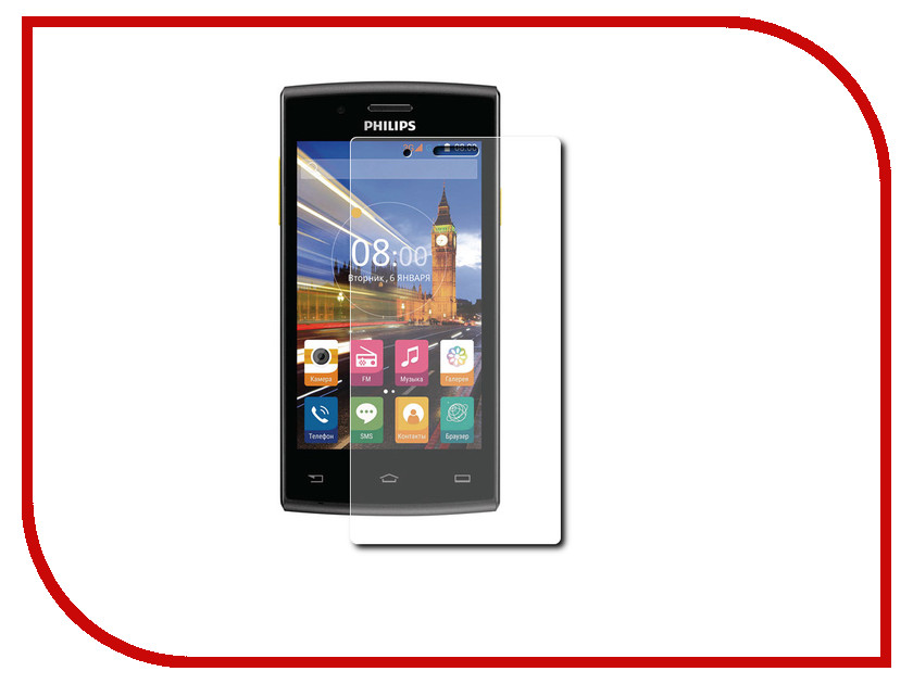 ��������� �������� ������ Philips S307 Aksberry ���������