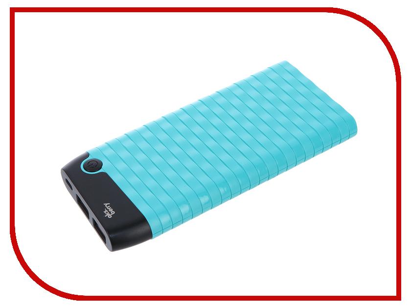 Аккумулятор Aksberry X10 Li-Pol 10000mAh 2xUSB Green<br>