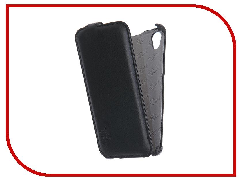 Аксессуар Чехол Sony Xperia XA Aksberry Black<br>