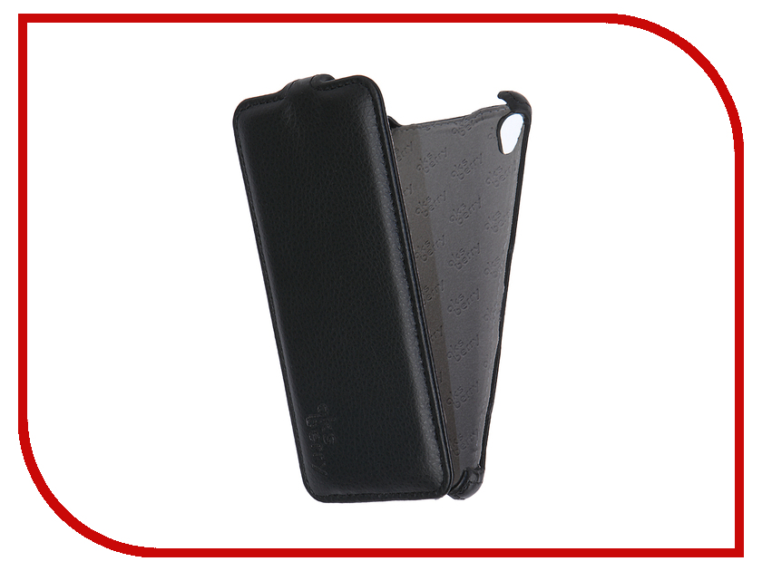 Аксессуар Чехол Sony Xperia X Aksberry Black аксессуар защитная пленка sony xperia z5 premium aksberry матовая