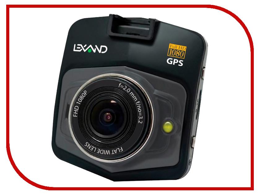 Видеорегистратор Lexand LR55 lexand a1 basic black