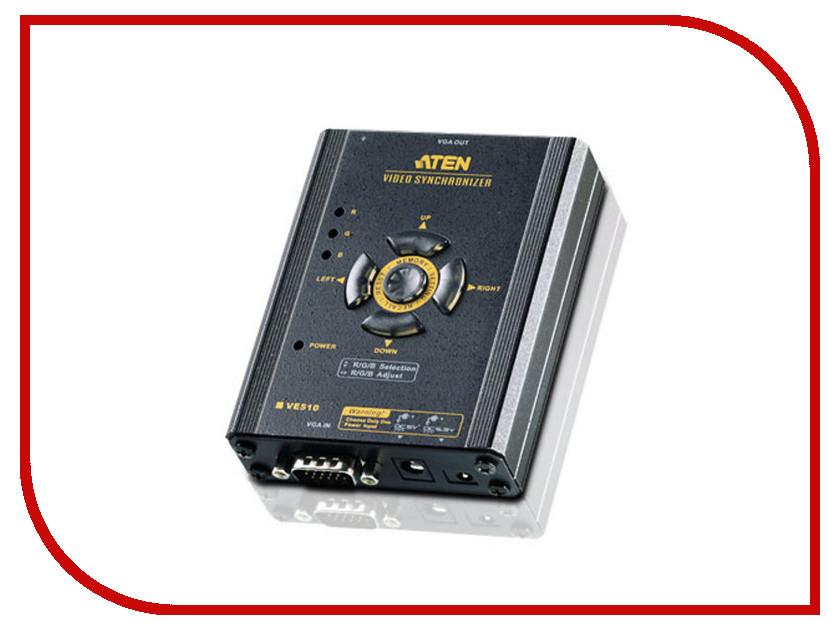 Усилитель ATEN VE-510 - видео синхронизатор<br>