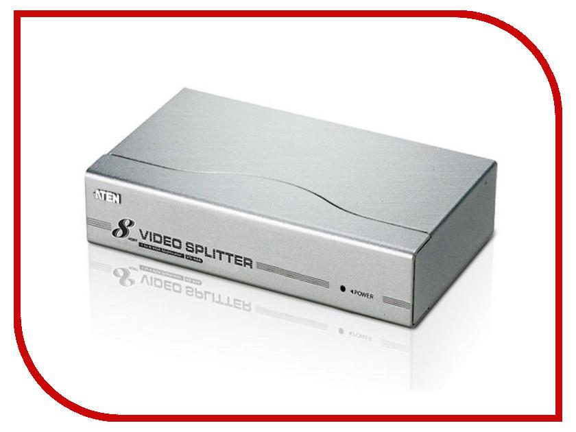 Усилитель ATEN Vancryst VS-98A - разветвитель<br>