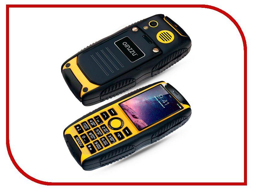 Сотовый телефон Ginzzu R41D
