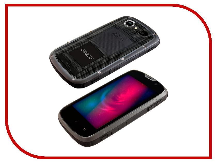 Сотовый телефон Ginzzu RS71D Black iris pattern protective plastic back case for iphone 4 4s white