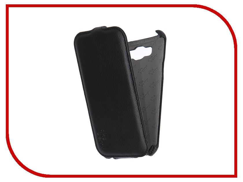 Аксессуар Чехол Samsung SM-J710F/DS Galaxy J7 2016 Aksberry Black аксессуар чехол samsung sm j105h galaxy j1 mini 2016 aksberry black