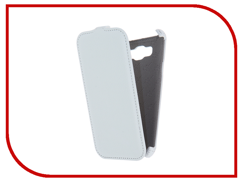 Аксессуар Чехол Samsung SM-J710F/DS Galaxy J7 2016 Aksberry White аксессуар чехол аккумулятор aksberry 2800 mah для iphone 7 white