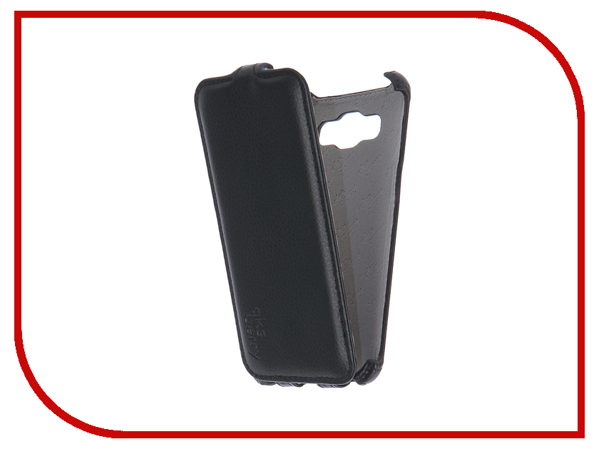 Аксессуар Чехол Samsung SM-J510F/DS Galaxy J5 2016 Aksberry Black<br>