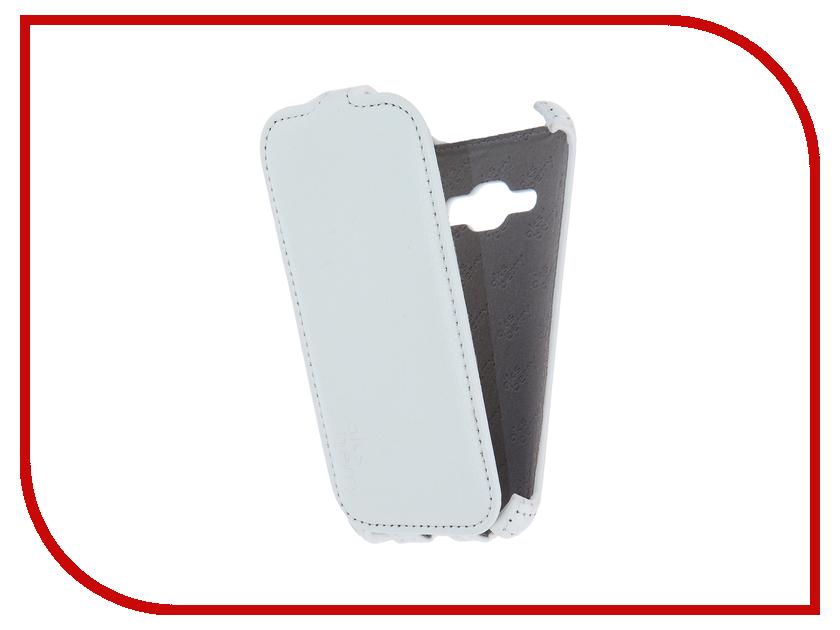��������� ����� Samsung SM-J120 Galaxy J1 2016 Aksberry White