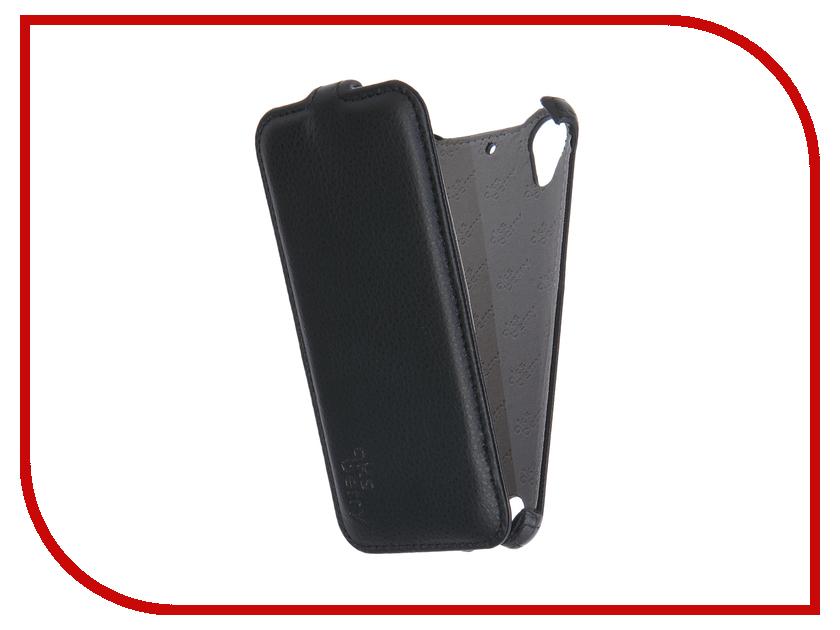 Аксессуар Чехол HTC Desire 530 / 630 Aksberry Black<br>
