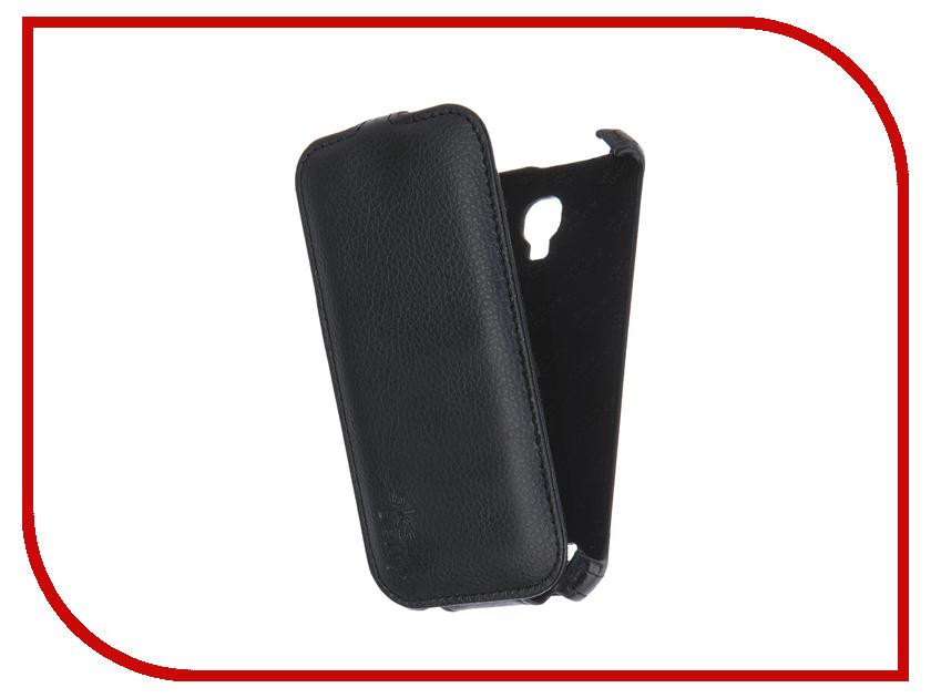 Аксессуар Чехол Alcatel 7048D/7048X Go Play Aksberry Black<br>