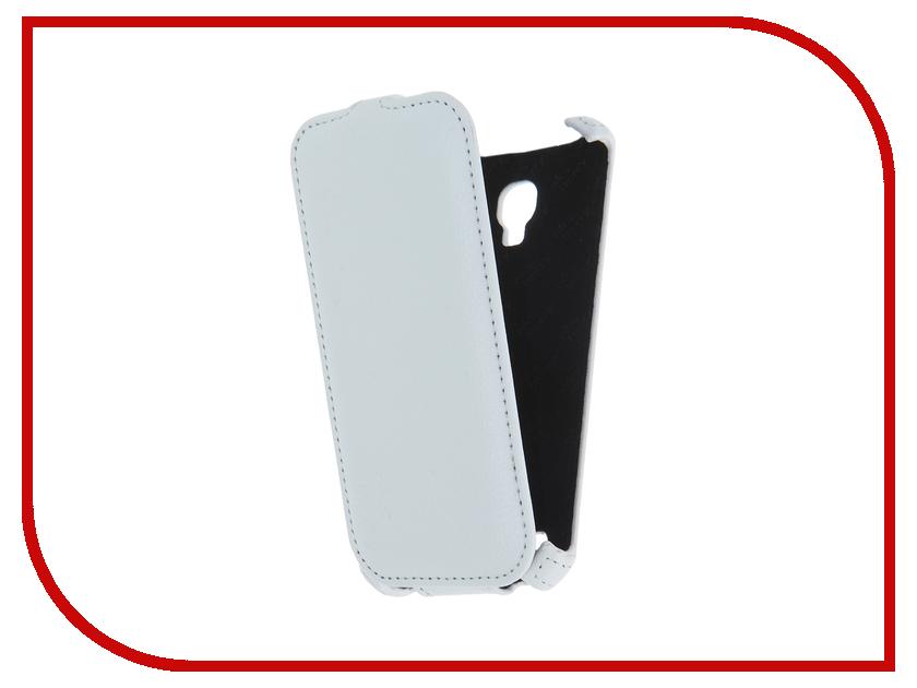 Аксессуар Чехол Alcatel 7048D/7048X Go Play Aksberry White смартфон alcatel onetouch go play 7048x orange