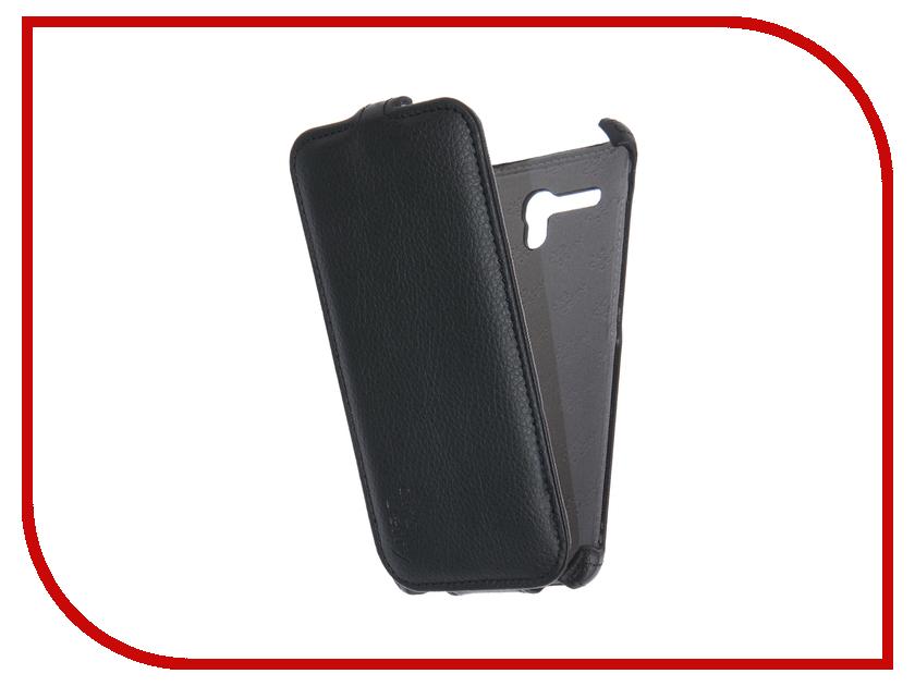 Аксессуар Чехол Alcatel 5025D Pop 3 5.5 Aksberry Black